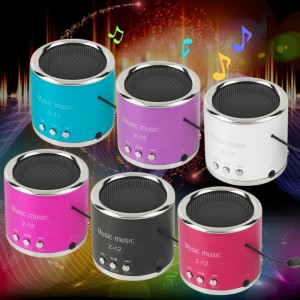 Mini portable speaker