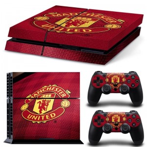 Manchester United skin Playstation 4