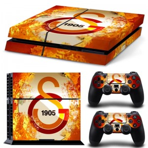 Galatasaray skin Playstation 4